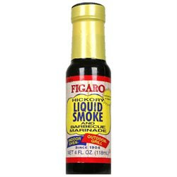 Figaro Liq Smoke Hickory Bbq -Pack of 12