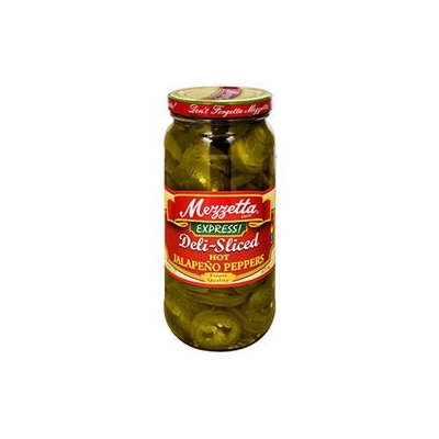 Mezzetta Pepper Jalpno Hot Slc -Pack of 6