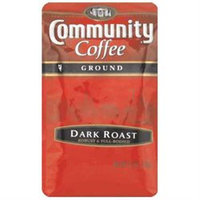 Community Coffee Ground Coffee Dark Roast - 12 oz