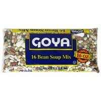 Goya Bean Soup Mix 16 Oz Pack Of 24