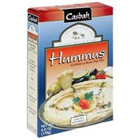 Casbah Hummus Garbanzo Bean Dip Mix