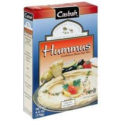 Casbah Hummus Garbanzo Bean Dip Mix