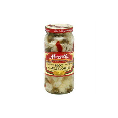 Mezzetta Hot California Mix, 16 oz, - Pack of 6