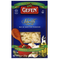 Gefen Noodles Shells Gluten Free - 9 oz
