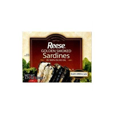 Reese Sardine Smkd Olive Oil -Pack of 10
