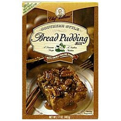 Cajun Injector Bruce's: Bread Pudding Southern Style Mix, 17 Oz