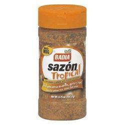 Badia Sazon CorianderAnnato 6.75 Oz Pack of 12