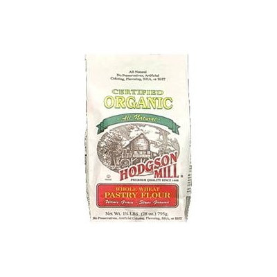 Hodgson Mill Whole Wheat Pastry Flour -Pack of 6