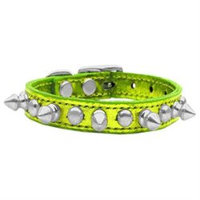 Mirage Pet Products 83-13 14Lgm Metallic Chaser Lime Green MTL 14