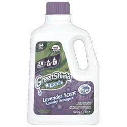 Green Shield Organic - USDA Certified Laundry Detergent Lavender Scent - 100 oz.