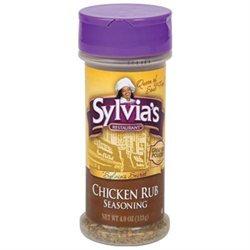 Sylvia's Ssnng Rub Chckn - Pack of 12 - SPu199885