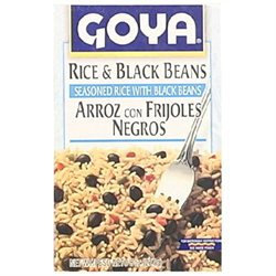 Goya Seasoned Rice and Black Beans - 8 oz