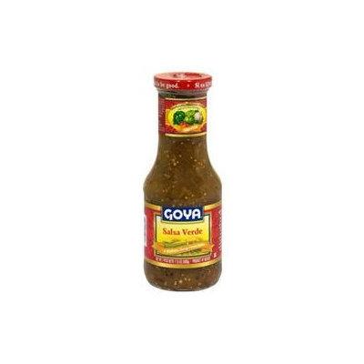 Goya Salsa Verde Authentic Mexican Salsa
