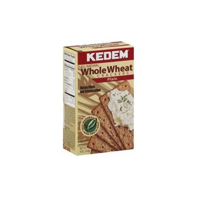 Kedem Kids Cracker Whl Wheat -Pack of 24