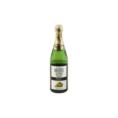 Paramount Distillers, Inc. Grape Juice, Sparkling Chablis, 25.4 fl oz (750 ml)