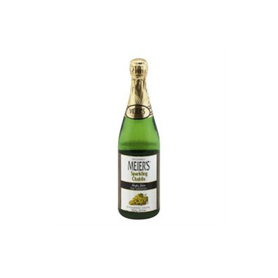 Paramount Distillers, Inc. Grape Juice, Sparkling Chablis, 25.4 fl oz (750 ml)