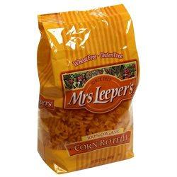 Mrs Leepers Organic Gluten Free Corn Rotelli Pasta - 12 oz