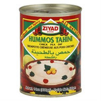 Ziyad Homos Tahini Spicy -Pack of 6