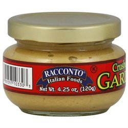 Racconto Minced Garlic 4.25 Oz Pack Of 12