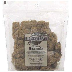 Big Sky Granola Clusters Honey Almond - 12 oz