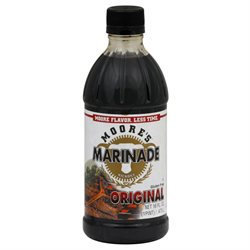 Moores Hickory Marinade 16 Oz -Pack of 6