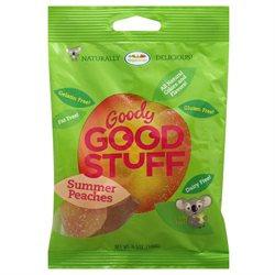 Goody Good Stuff Summer Peaches Gummies, 3.5 oz