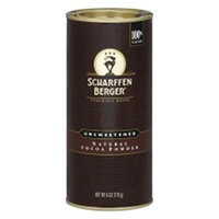 Scharffen Berger - Natural Cocoa Powder Unsweetened - 6 oz.