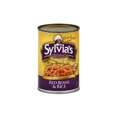 Sylvia's Veg Red Bean Rice -Pack of 12