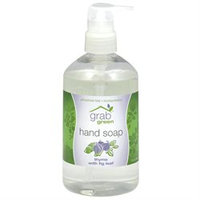 GrabGreen - Hand Soap Thyme with Fig Leaf - 12 oz.