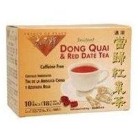 Prince of Peace Dong Quai and Red Date Tea 10 Tea Bags