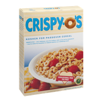 Crispy-O's Cereal Kosher for Passover