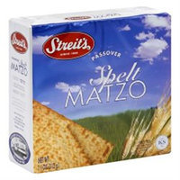 Manischewitz Matzo Spelt Passover - Pack of 24 - SPu196501