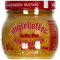 Inglehoffer Mustard Horesradish -Pack of 12
