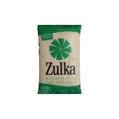 Zulka Pure Cane Sugar, 2 lb, Pack of 10