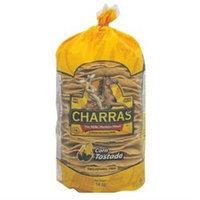 Charras Corn Tostadas - 8 Bags (14 oz ea)