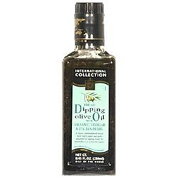 Sun Luck B82762 International Dipping Olive Oil With Balsamic Vinegar -6x8.45oz