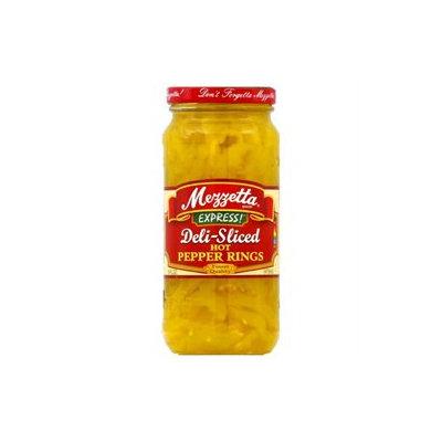 Mezzetta Hot Banana Pepper Rings 16 oz