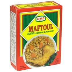Ziyad Couscous Lg Mograbia Maftool -Pack of 5