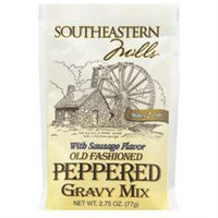 Southeastern Mills Gravy Mix - Old Fashioned Peppered - 24 Packs (.75 oz ea)