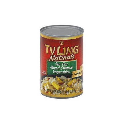 Ty Ling Mixed Chinese Vegetables Stir Fry 15 Oz Pack Of 12