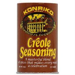 Konriko Creole Seasoning Gluten Free - 6 oz