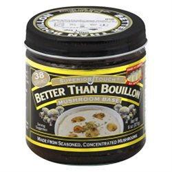 Better Than Bouillon Mushroom Base - 8 oz