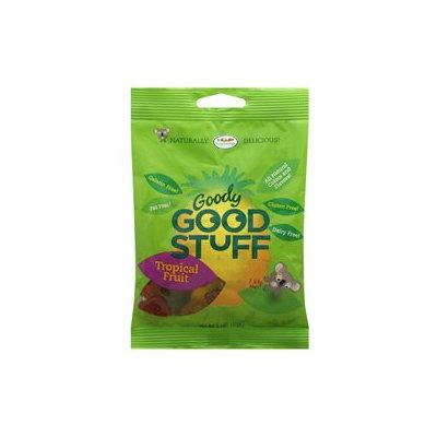 Goody Good Stuff Gummies Gluten Free Tropical Fruit - 3.5 oz