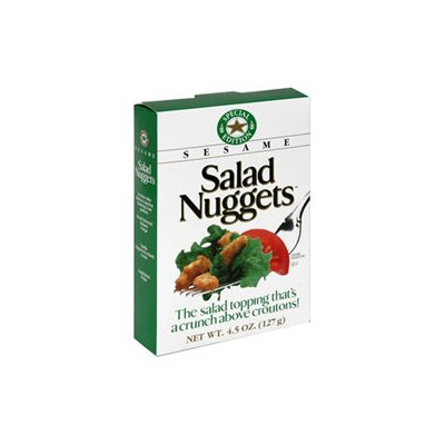 Special Edition Sesame Salad Nuggets, 4.5 oz, - Pack of 12