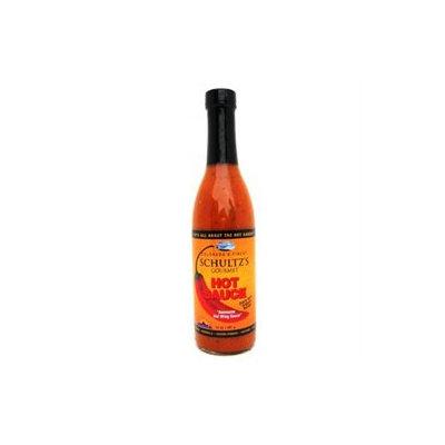 Schultz's Gourmet Hot Sauce Spicy Original