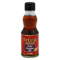 Ty Ling Sesame Oil Pure 6.2 Oz Pack Of 6