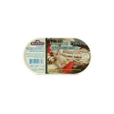 Rugenfisch BG17783 Rugenfisch Herring Hrsrad Sauce - 16x7.05OZ
