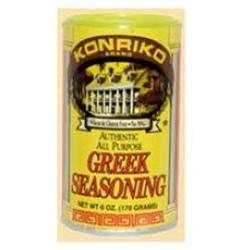 Konriko Seasoning Greek - 6 oz