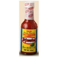 KeHe Distributors 83210 EL YUCATECO SAUCE HABANERO - Case of 12 - 4 OZ