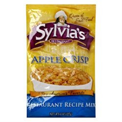Sylvia's Mix Apple Crisp 8 OZ (Pack of 9)